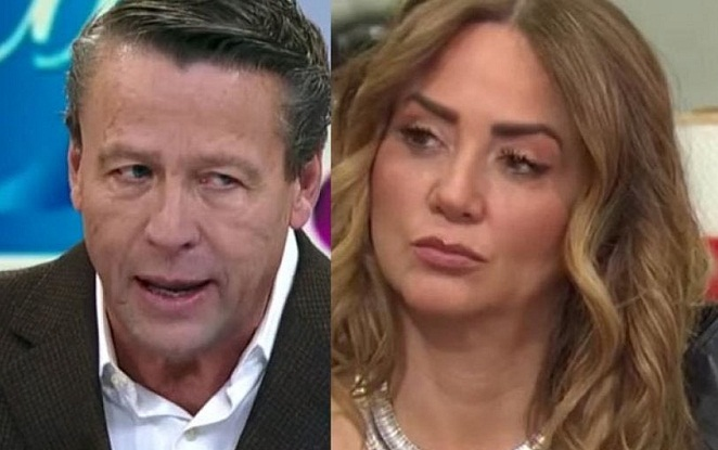 Asegura Alfredo Adame que Andrea Legarreta le fue infiel a su esposo