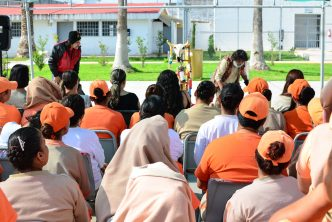 Teatro comunitario llega a Cereso Femenil de Aguascalientes