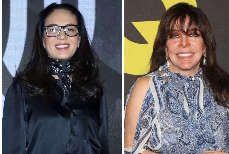 Insiste Yolanda Andrade que sí estuvo casada con Verónica Castro