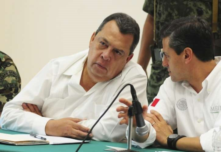 EPN se negó a escuchar version de estado sobre el caso Ayotzinapa: Aguirre