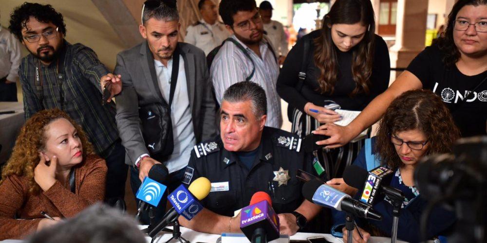 Manzur ya no tiene vínculo con  Policía Municipal, asegura Martínez