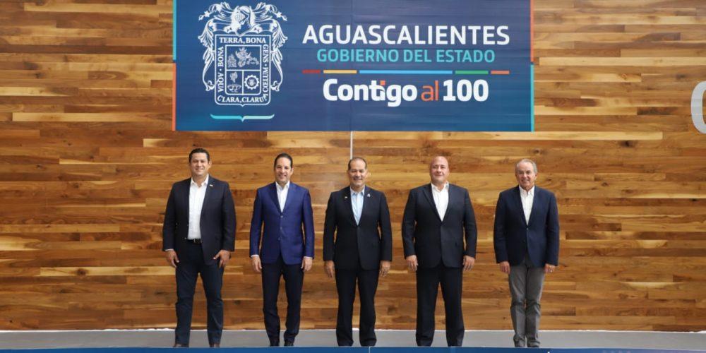 Gobernadores del Centro-Bajío exigen certidumbre presupuestal