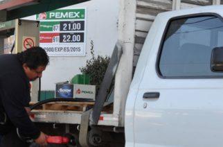 AMLO descarta aumento de precios en gasolinas tras ataques en Arabia Saudita