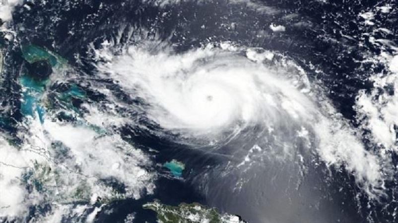 Huracán Dorian crece a categoría 5 y se dirige a Estados Unidos
