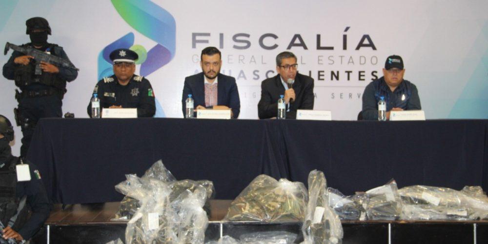 Balacera entre ministeriales y sicarios deja como saldo 1 muerto y 2 heridos en Aguascalientes