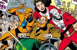 Actor mexicano fue reemplazado en una serie de DC Cómics