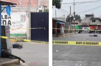 'Justiciero' mata a asaltante y frustra robo en camión urbano