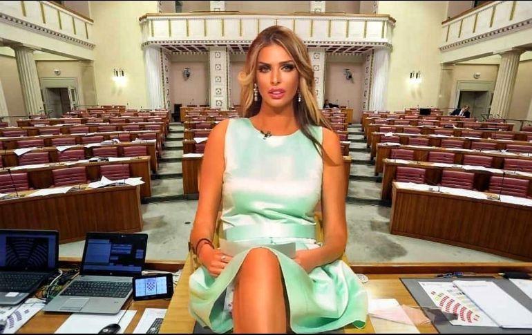 Posaba en Playboy y ahora quiere ser presidenta de Croacia