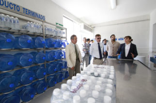 La UAA cuenta con nueva planta purificadora de agua