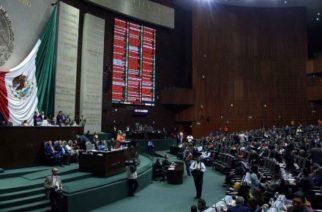 Legisladores aprueban ley para que nadie gane más que AMLO