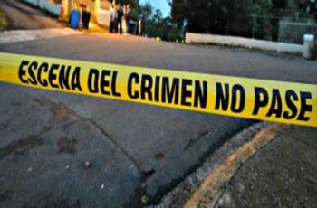Salió por agua y encontró a una pareja asesinada en Pabellón de Arteaga, Aguascalientes
