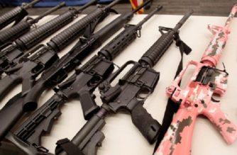 AMLO y Trump buscan poner un alto al tráfico de armas de fuego