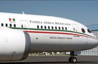 Anuncian que ya hay comprador del avión presidencial