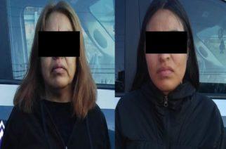 Detienen a madre e hija con 70 kg de marihuana en Aguascalientes