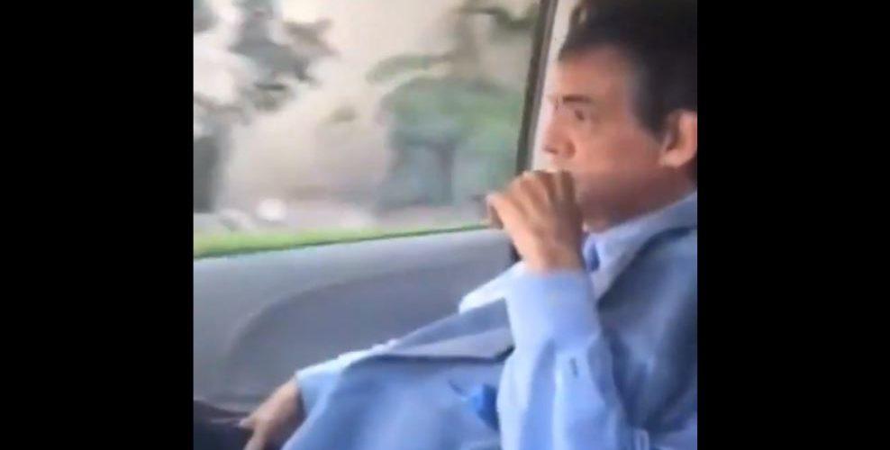 Revelan video de José José dirigiéndose al hospital