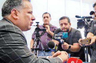 Acusan a Medina Mora de desbloquear millones de pesos a 'narcos' y corruptos
