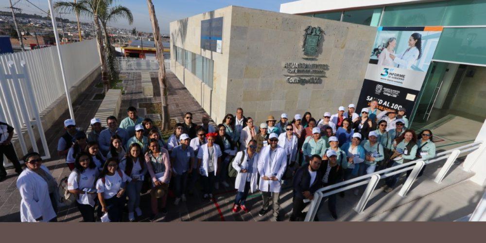 Día Mundial de la Salud Mental se realizó una jornada informativa en Villas de Nuestra Señora de la Asunción