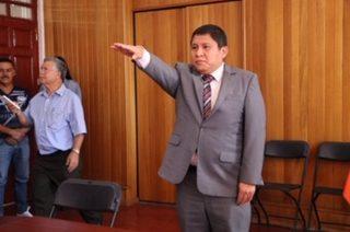 En Calvillo nombran a Secretario del Ayuntamiento, Finanzas y Seguridad
