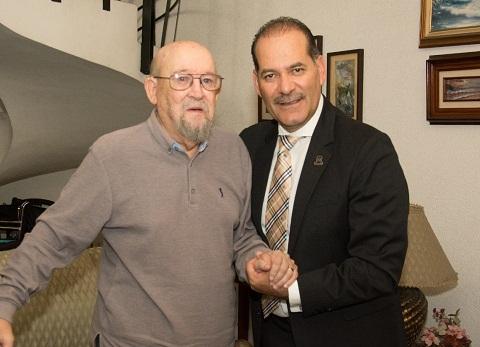 Entregarán Premio Aguascalientes 2019 a Felipe San José