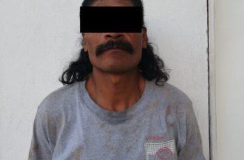 """Por amenazas y agresiones, fue detenido """"El Chayanne"""" en el municipio de Jesús María"""