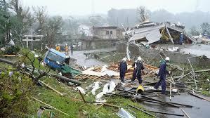 (Video)Tifón Hagibis provoca desastres en Japón