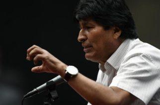 """""""Estoy dispuesto a volver a Bolivia"""": Morales"""