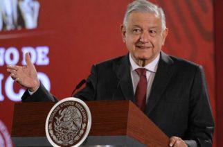 López Obrador presume 5 principales logros en su primer año como presidente