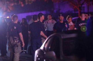 Tiroteo en California deja cuatro muertos y seis heridos