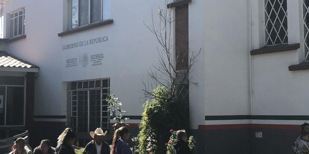 """Utilizan oficina del súper delegado de Bienestar en Aguascalientes para hacer """"cositas"""""""