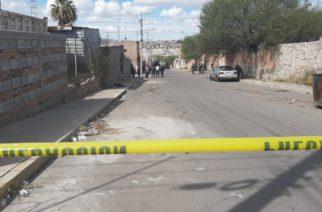Balacera en Los Pericos, Aguascalientes dejó 2 heridos
