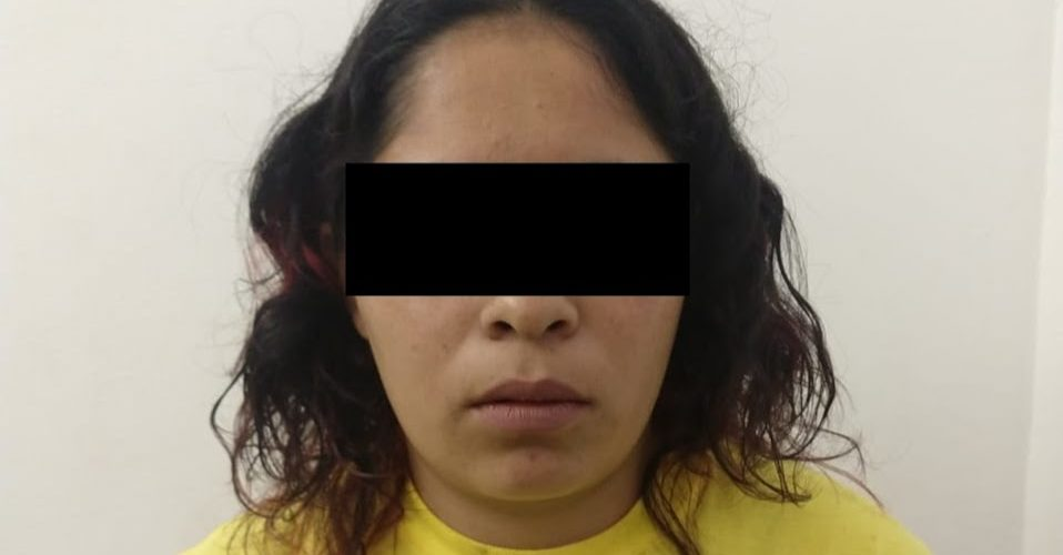 Quiso meter droga al Cereso de Aguascalientes y fue detenida