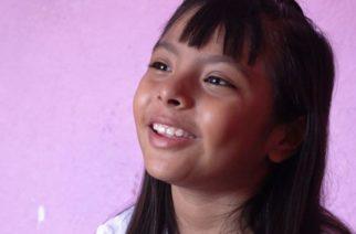 Adhara, la mexicana con un coeficiente superior al de Einstein