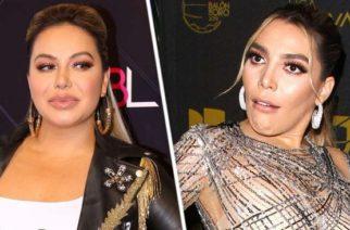 """""""Chiquis"""" Rivera y Frida Sofía se tunden con todo en redes sociales"""
