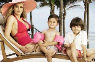 Luis Miguel quiere ver a sus hijos, pero con estas condiciones