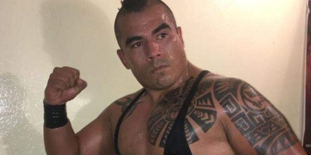 En plena función, balean a luchador mexicano y matan a otro