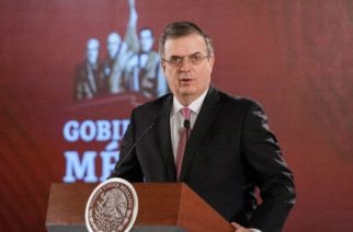 México no admitirá violación a la soberanía: Ebrard
