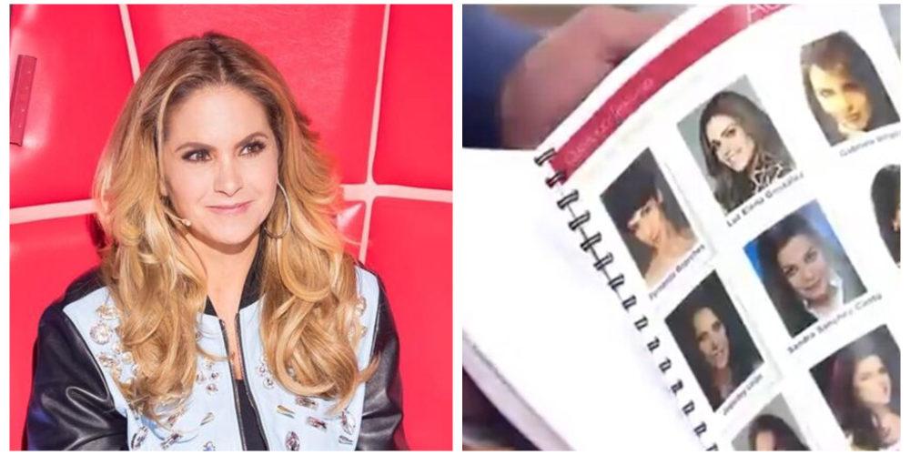 Lucero niega existencia de catálogo de actrices de Televisa