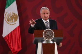 """""""Extranjeros armados"""" no podrán intervenir en México: AMLO"""