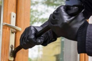 Capturan a presunto ladrón domiciliario en la Col. Insurgentes