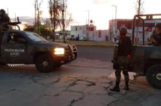 Rescatan elementos de la SSPE y la Guardia Nacional a familia agredida por sujetos armados