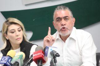"""""""Puede haber un golpe de   estado contra AMLO"""": PRI"""