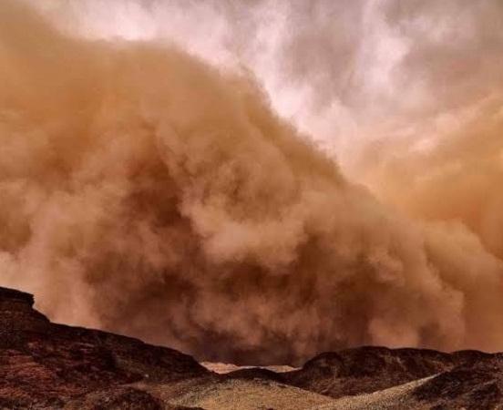 Imperio de Mesopotamia pudo haber sido derrotado… por una tormenta de arena