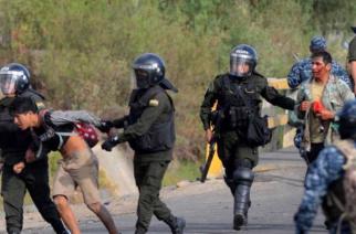 Disturbios en Bolivia dejan saldo de 7 muertos y un centenar de heridos