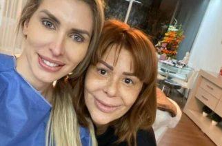 Alejandra Guzmán impacta a fans con fotos sin gota de maquillaje