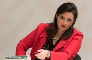 Margarita Ríos-Farjat es nueva ministra de la SCJN