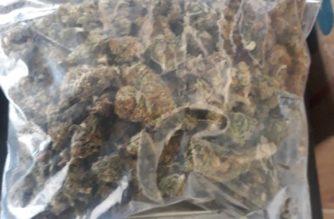 Detienen a adolescente con 100 gramos de marihuana en Jesús María