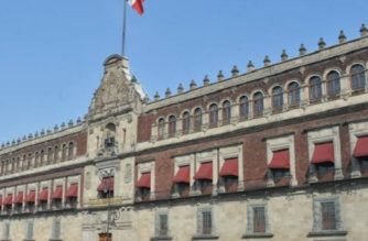 Deja cinco muertos balacera cerca de Palacio Nacional