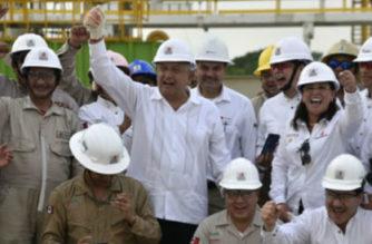 Pemex anuncia el mayor hallazgo de petróleo en 30 años