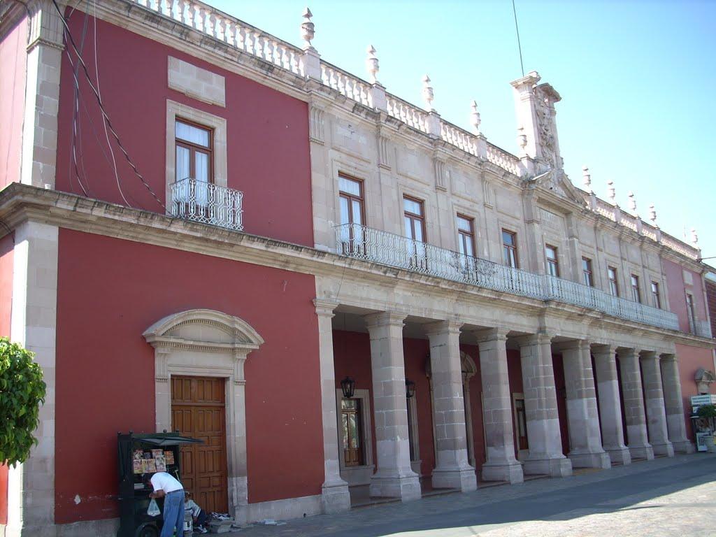 Se solicita contralora competente… Informes en la alcaldía de Aguascalientes