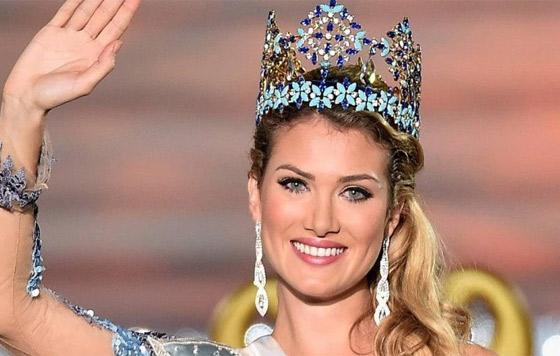 Miss Mundo confiesa que hizo trampa para ganar la corona